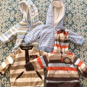 Other - Newborn sweatshirt lot